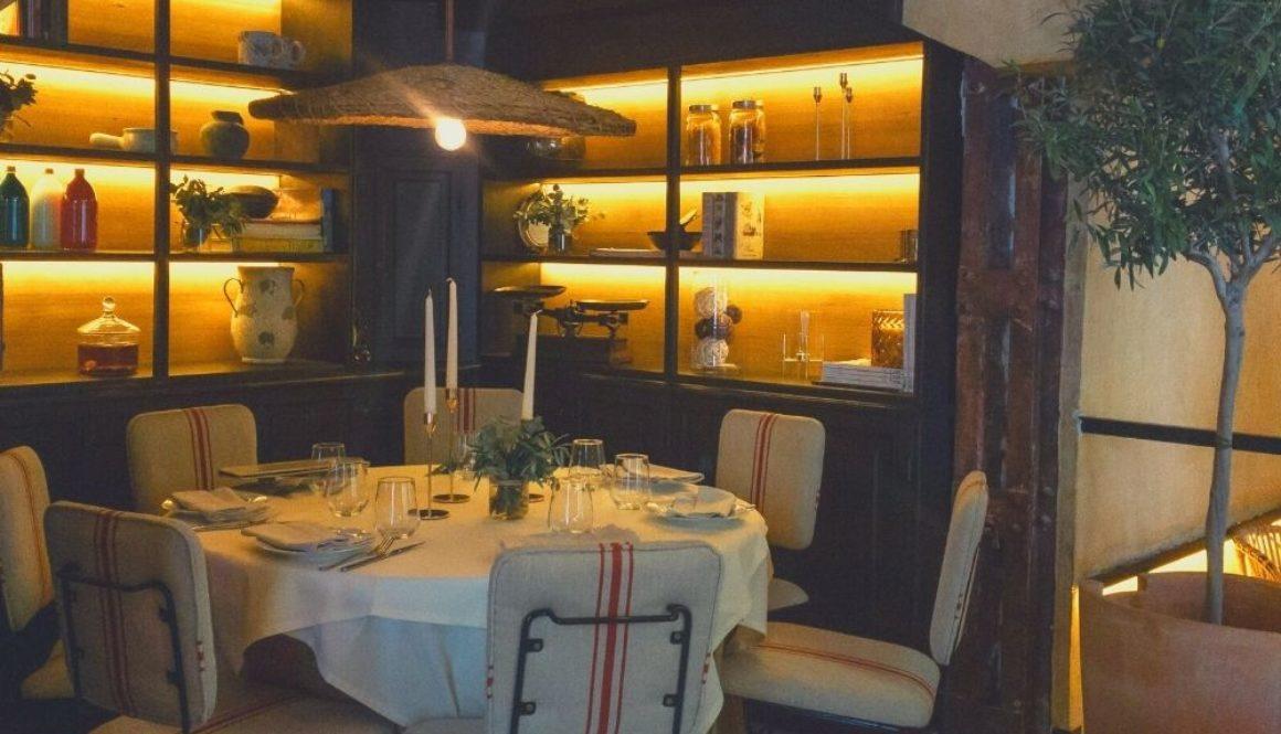 Trattoria SantArcangelo decidió renovar su decoración hace un año