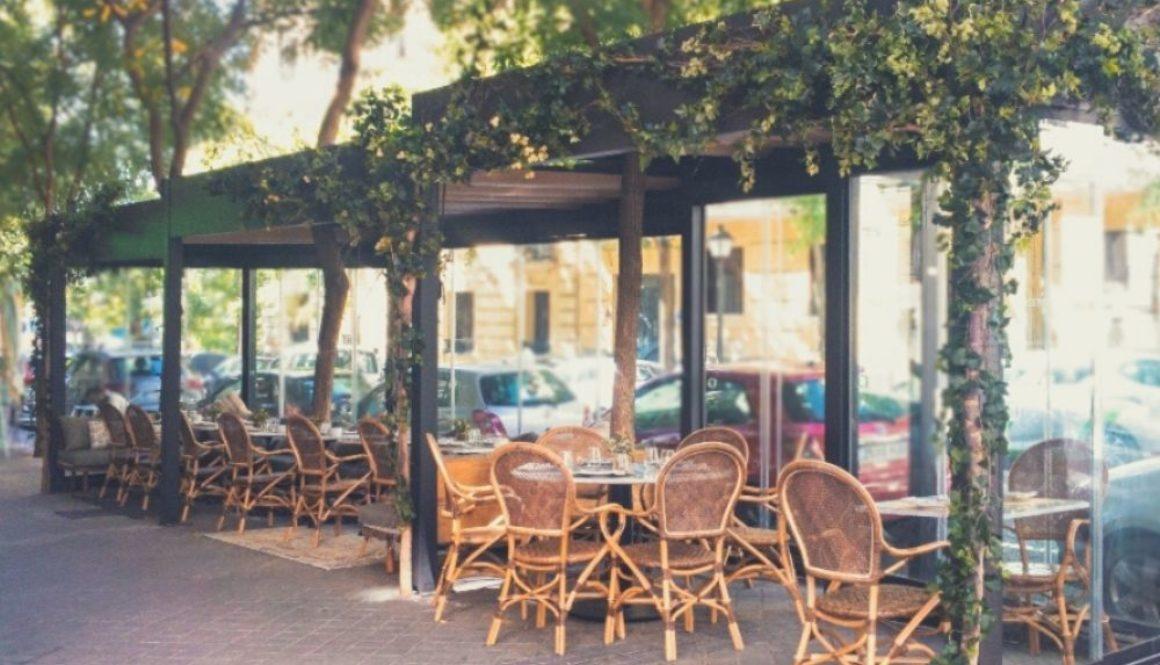 Disfruta toda la semana de la terraza de Trattoria SantArcangelo