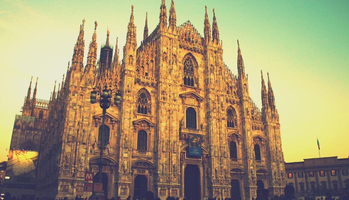 Milán y su gastronomía